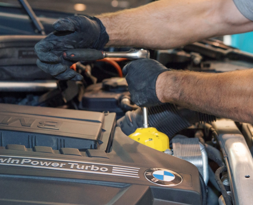 BMW Servicing Bristol - Clayton Cars